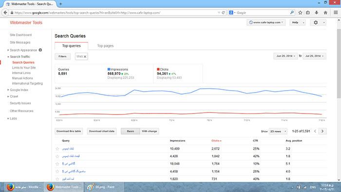 معرفی سایت یا وبلاگ به موتور جستجوی گوگل